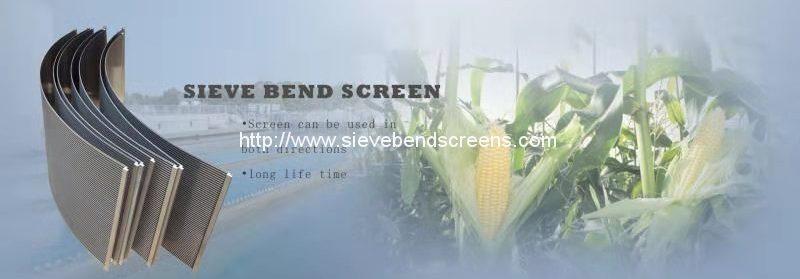 Sieve Bend Screen & Wedge Wire Screen